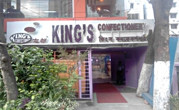 King's Confectionery, Shatmasjid Road