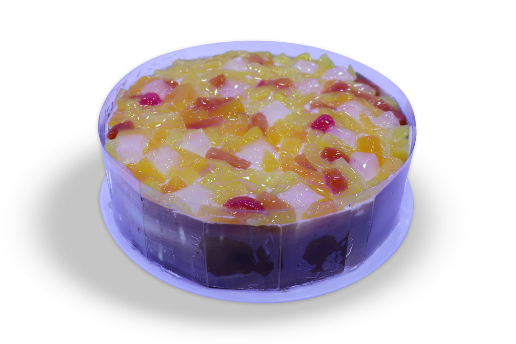 Fruit Mousse  Cake