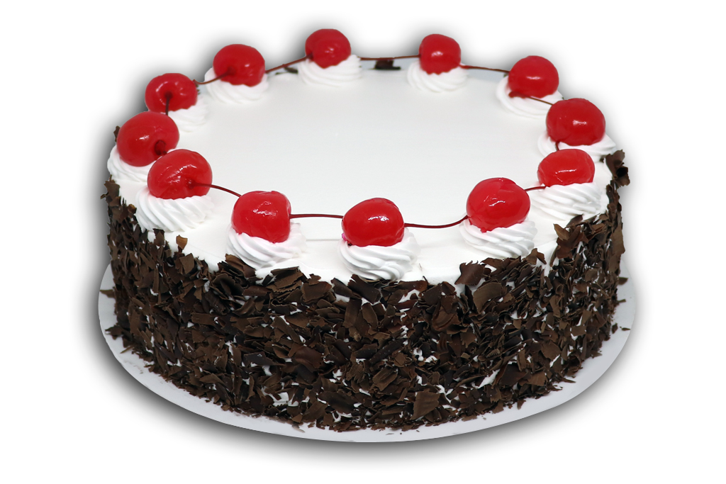 Cheery Black Forest  Cake