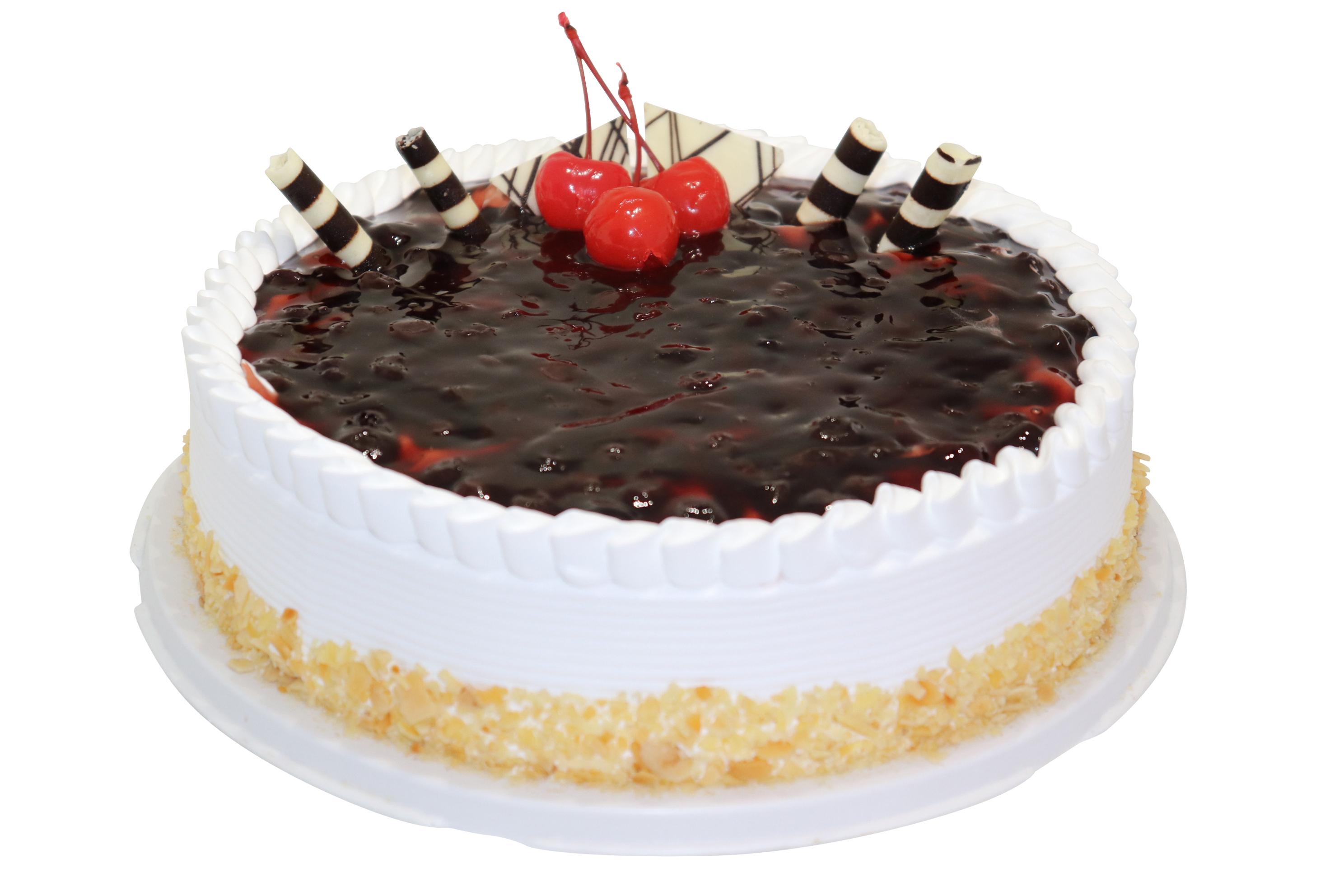 Boston Cheese Blueberry Cake