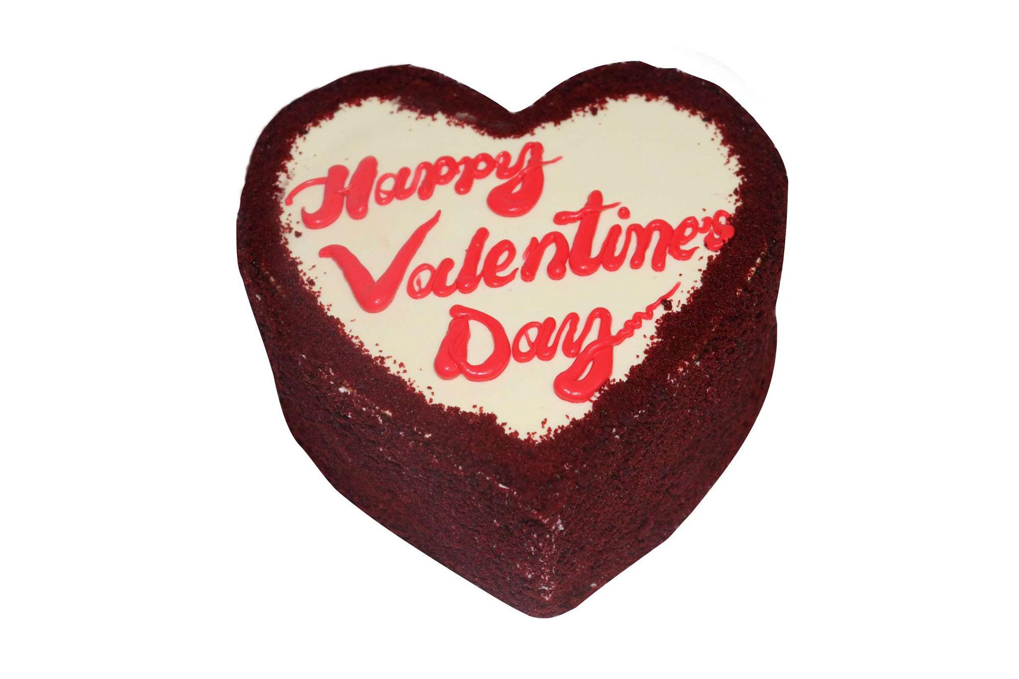 Cheesy Sweet Heart Cake